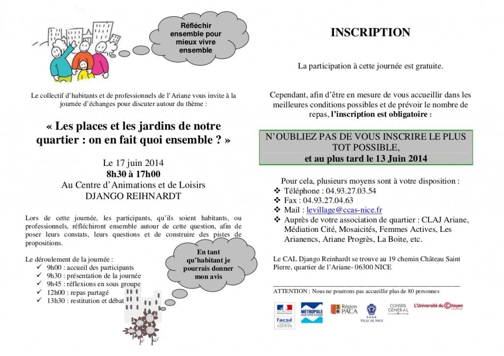 flyers journée d'échange 17-06-2014 1page